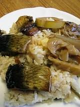20060526ニシンタケノコご飯