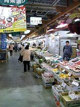 20060606秋田市民市場青果通り
