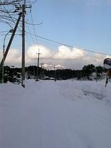 20060111夕焼けの太平山