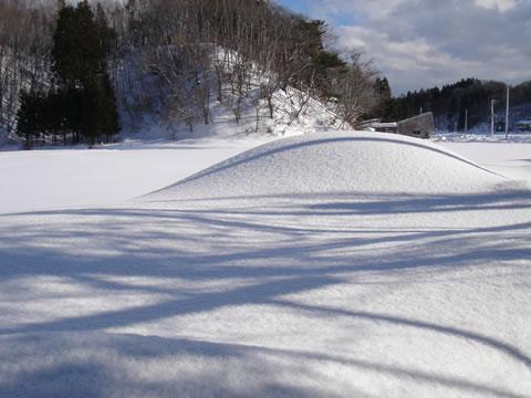 20051227雪の晴れ間
