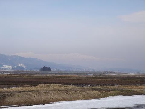 20060318飯豊連峰