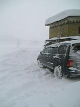 20060203山雪景色