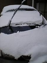 20051210DC雪と車