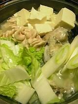 20060213タラちり鍋