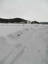20060210山雪景色