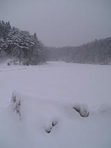 20060201山雪景色