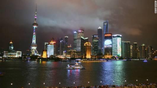 china-shanghai-skyline