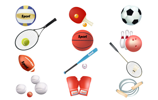 Free-sports-vector