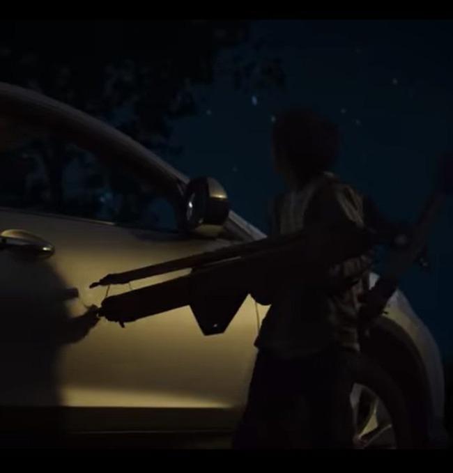 お前ら「あ、流れ星!」 ガキ「えっ!?」望遠鏡をお前らの車にドンッ