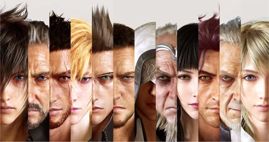 characters-of-ff15