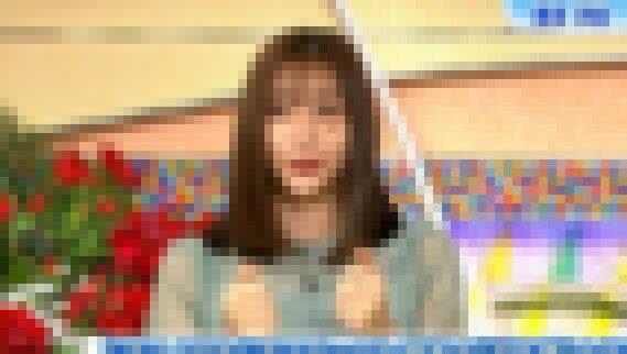 「私が死ねば」の足立梨花さん、土曜スタジオパークに顔に痣を2箇所つけて出演