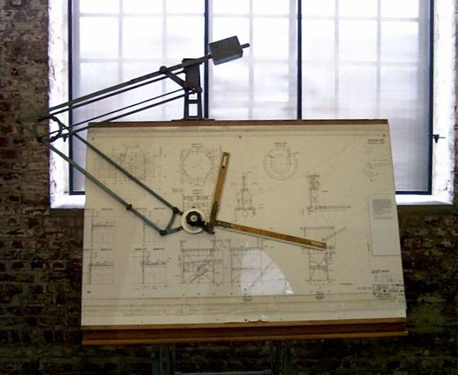 Zeichenmaschine