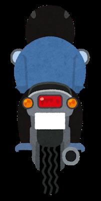 【悲報】ワイ、スリッパでバイクに乗り警察に捕まる……