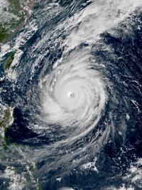 【画像】台風19号さんの進路、ようやく固まる