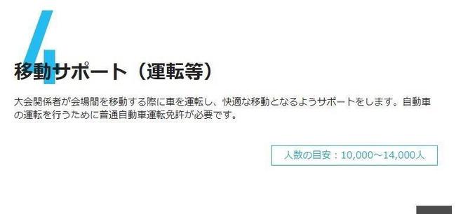 東京オリンピック委員会「スタッフ全部ボランティアの予定だったから関係者の移動なんて考えて無かったわ…」