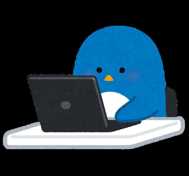 animal_chara_computer_penguin
