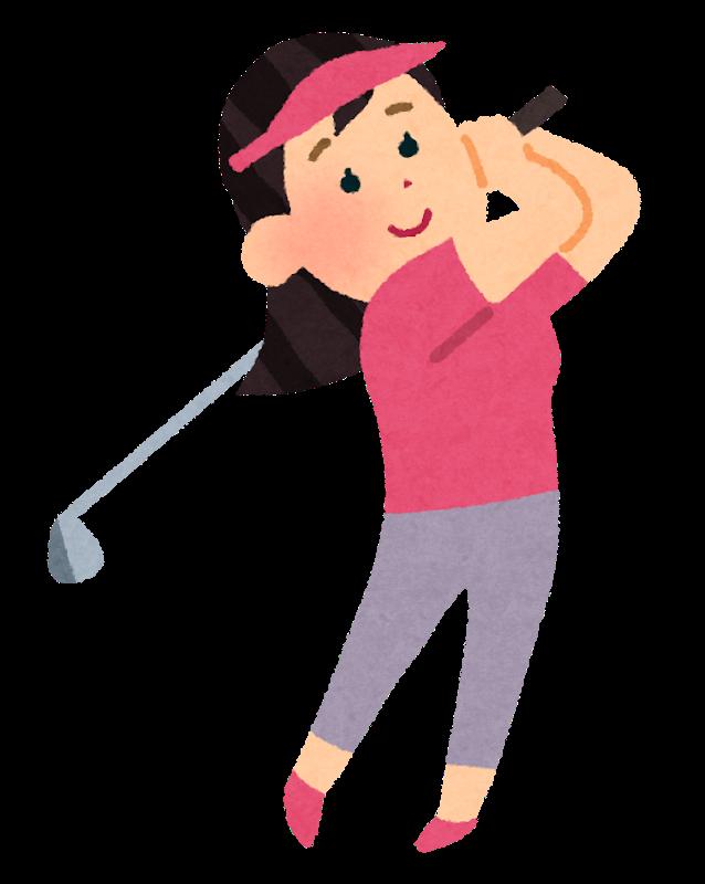 【画像】女子ゴルファーの巨乳率は異常