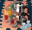 turkysh tea set