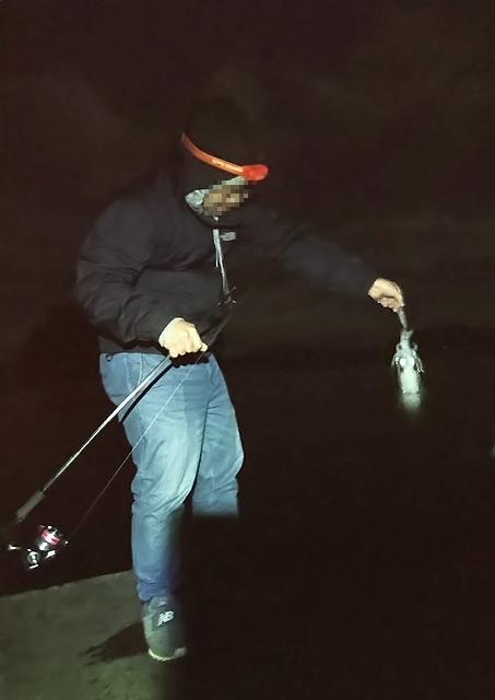 イカ釣り (2)