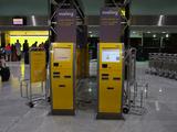 バルセロナ空港1