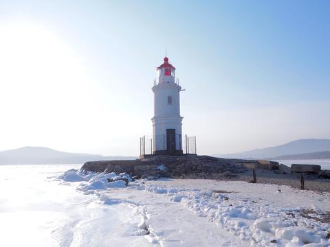 トカレフスキー灯台