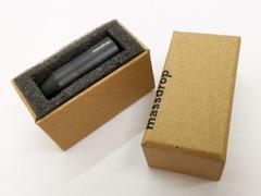 Massdrop XLR 4pin - 2.5mmバランス変換コネクタ