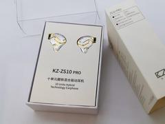 KZ ZS10 Pro (Glare Golden)