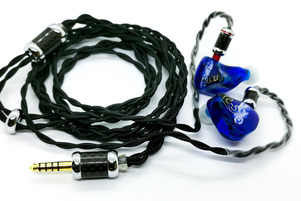 「JSHiFi Shark」4芯 高純度単結晶銅リッツ線ケーブル / イヤホンの特徴を引き出し、より魅力的なサウンドに進化させる、高品質中華イヤホンケーブル【レビュー】