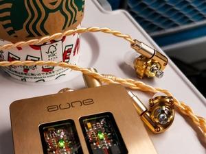 Acoustune 「HS1695TI Gold」 とにかくゴールドデザインが素敵でサウンドも完璧。結局買ってしまった限定モデルのハイエンドイヤホン【レビュー】