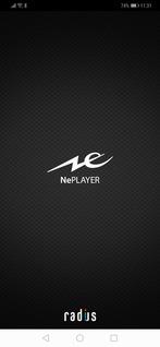Radius NePlayer