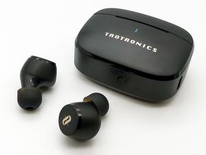 TaoTronics 「SoundLiberty97」 9時間再生&IPX8防水。さらにaptX対応で3千円台を実現したコンパクトな完全ワイヤレス(TWS)イヤホン【レビュー】