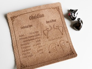 ikko OH10 Obsidian
