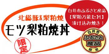 白井市ふるさと産品 梨粕たれ35002