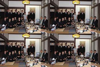 白井市 法事 宴会