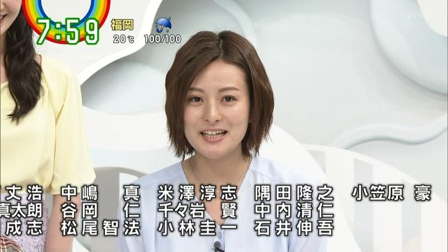 徳島えりかアナが結婚!