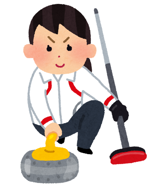 カーリングの藤沢皐月「日本選手権だけどもう勝ち目ないからなぁ……そうだ!」