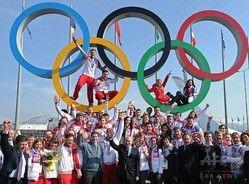 ロシアさん、ソチから平昌でのたった4年で驚きのメダル獲得数の推移を見せるwwwwwwwwwwwww