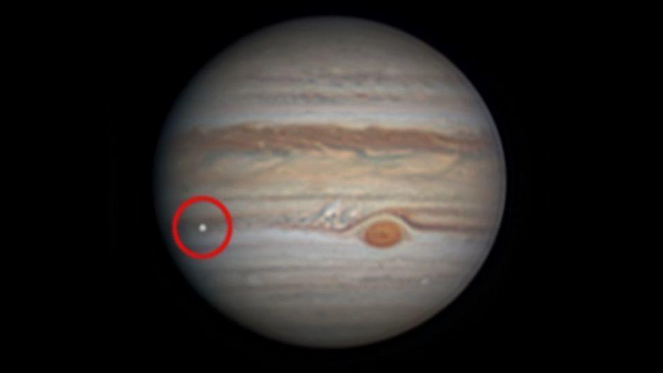 【感謝】地球は木星の大きな愛に守られている?