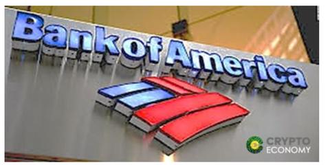 バンク・オブ・アメリカはBlockchainの特許出願を引き続き推進