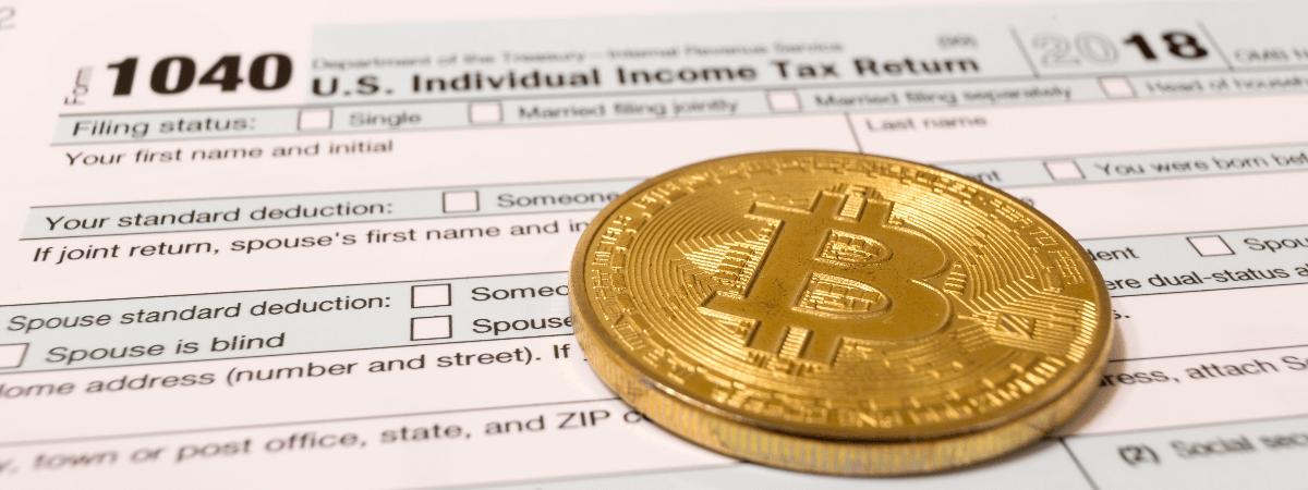 仮想通貨の税金はどうなる?米IRSが納税ガイダンスを更新