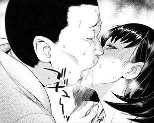 【エロ漫画】夫が浮気をしているみたいだから、私もいいよね?…