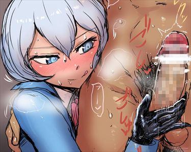 えっろい手コキ二次元画像