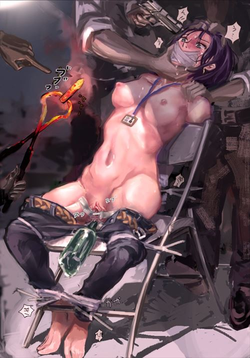 レイプのエロ画像