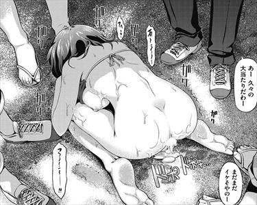 【エロ漫画】アイドルになるってこんなに辛いことなのか…【作:宏式】