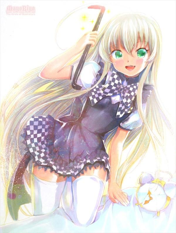 ニャル子さんのエロ画像