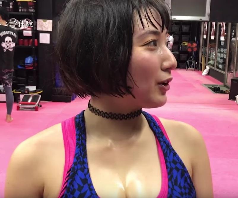 【動画】ワイの紗綾ちゃんが…