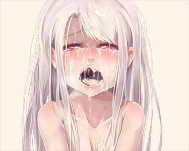 Fateのロリキャラ、イリヤスフィールのエロ画像ください!