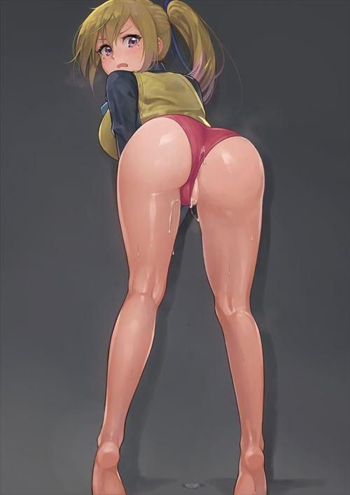 お尻のエロ画像