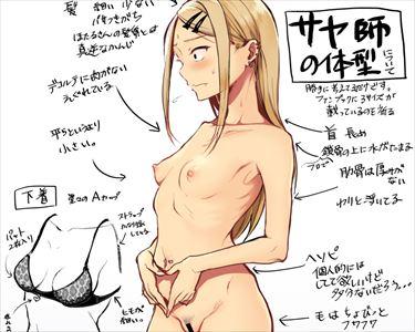 【二次エロ画像】イケメンな人って貧乳が好きな人多くない?俺とか