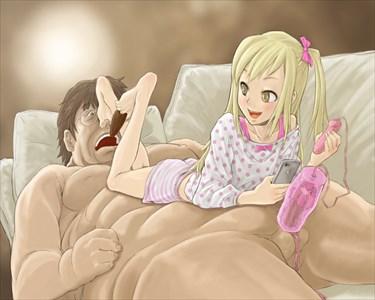 むさいおっさんと少女がHなことしてるエロ画像を描いてる『ピエール鰯』作を要チェック
